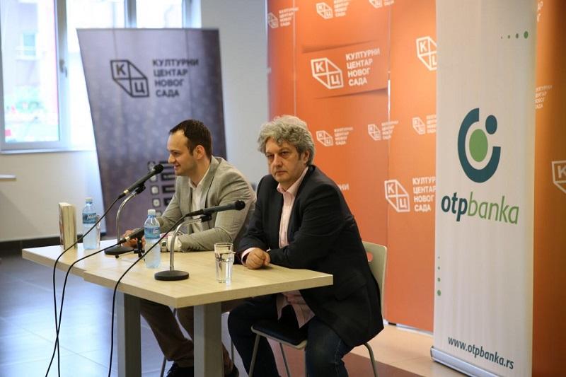 """PROMOCIJA KNJIGE MILOMIRA MARIĆA """"DECA KOMUNIZMA 2 – LJUDI NOVOG DOBA"""""""