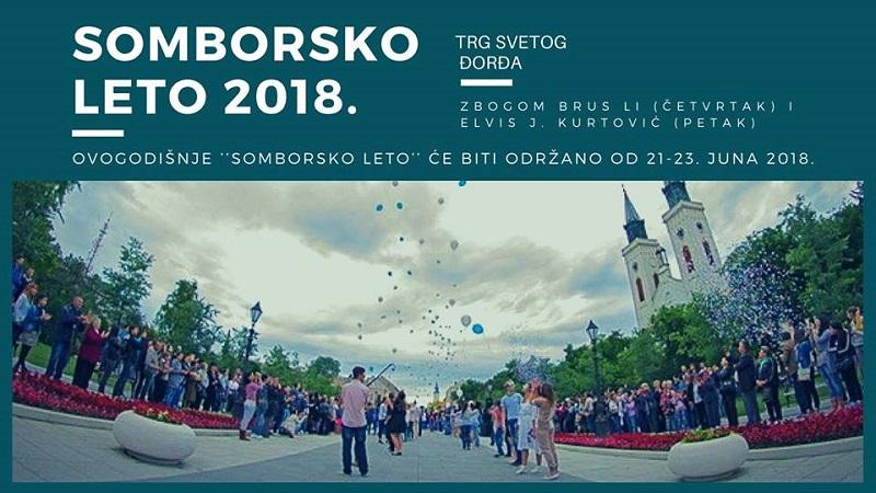 SOMBORSKO LETO 2018