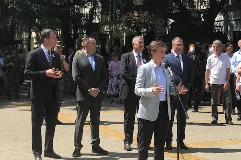 ОБЕЛЕЖАВАЊЕ ГОДИШЊИЦЕ РАДА ВЛАДЕ РЕПУБЛИКЕ СРБИЈЕ