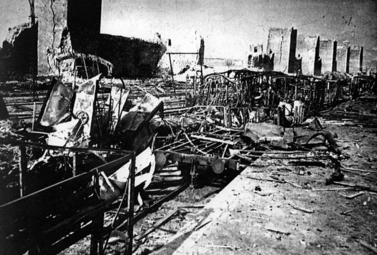 TRAGEDIJA NOVOSAĐANA U SMEDEREVU 5. JUNA 1941. GODINE