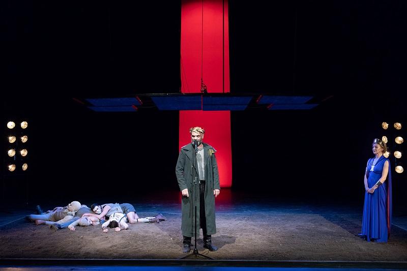 UMEĆE  OPRAŠTANJA – po motivima Sofoklove drame Antigona