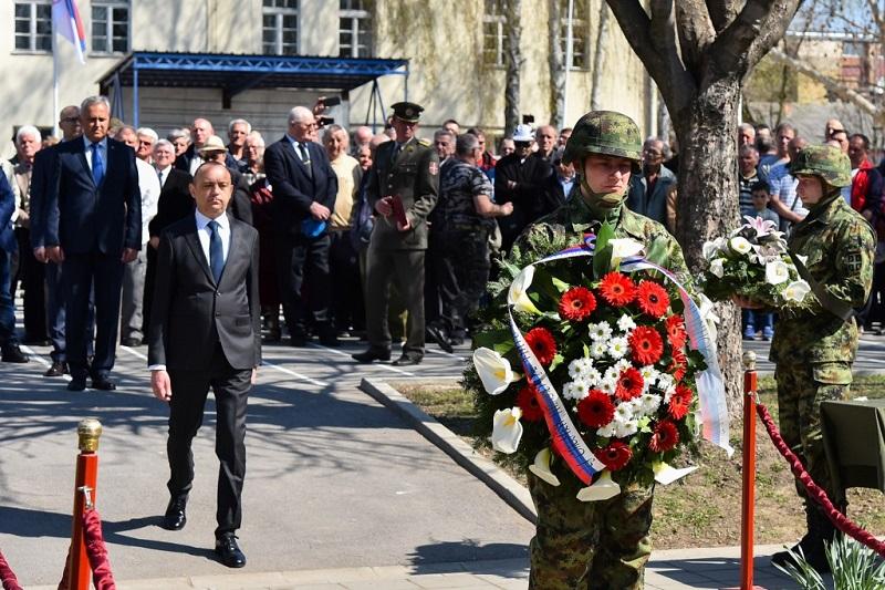 ОБЕЛЕЖЕНЕ ДВЕ ДЕЦЕНИЈЕ ОД НАТО АГРЕСИЈЕ НАД СРБИЈОМ