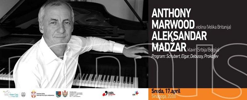 NOMUS 2019 – ANTHONY MARWOOD & ALEKSANDAR MADŽAR