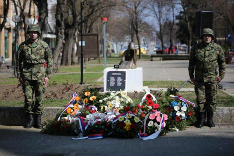У КИКИНДИ ДОСТОЈАНСТВЕНО ОБЕЛЕЖЕНО 20 ГОДИНА ОД ПОЧЕТКА НАТО АГРЕСИЈЕ