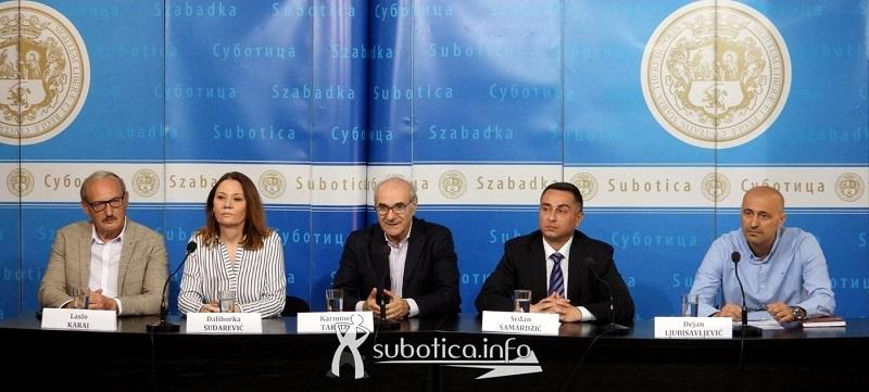 """ITALIJA PARTNER """"SUBOTIČKOG SAJMA 2019"""""""