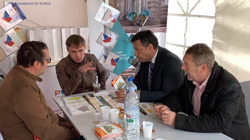 ODRŽAN RADNI SASTANAK PREDSTAVNIKA OPŠTINE NOVI BEČEJ I RUSKIH PRIVREDNIKA