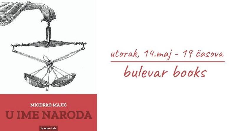 """U IME NARODA"" BULEVAR BOOKS"
