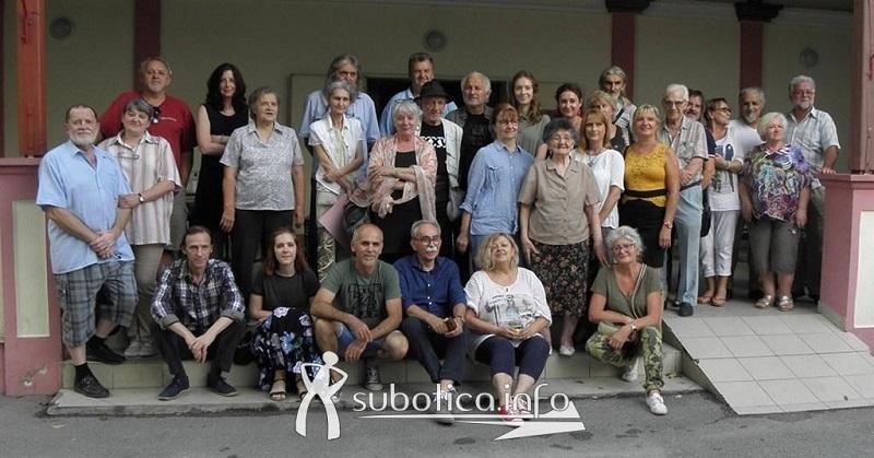 "ODRŽANA XXIII LIKOVNA KOLONIJA ""BUNARIĆ 2019"""