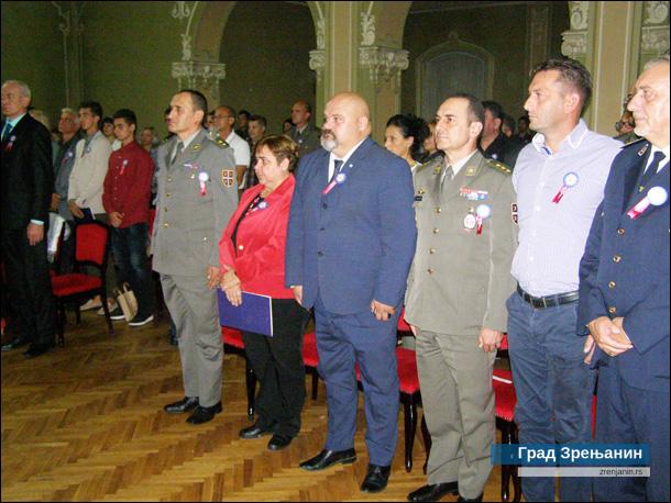 OBELEŽENA 100. GODIŠNJICA OD OSNIVANJA SAVEZA ORGANIZACIJA REZERVNIH VOJNIH STAREŠINA SRBIJE