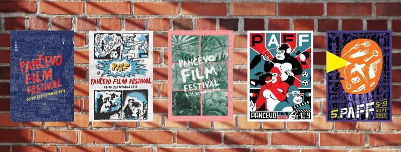 KONKURS: NAPRAVITE PLAKAT ZA PANČEVO FILM FESTIVAL 2019. NAGRADA JE NOVČANA!
