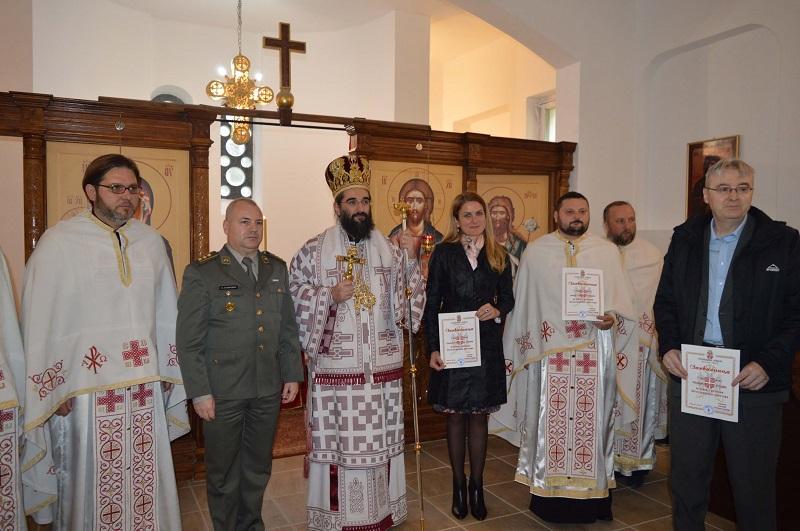 ПРВИ ЦЕНТАР ЗА ОБУКУ ВОЈСКЕ СРБИЈЕ ДОБИО ПРОСТОР ЗА БОГОСЛУЖЕЊЕ
