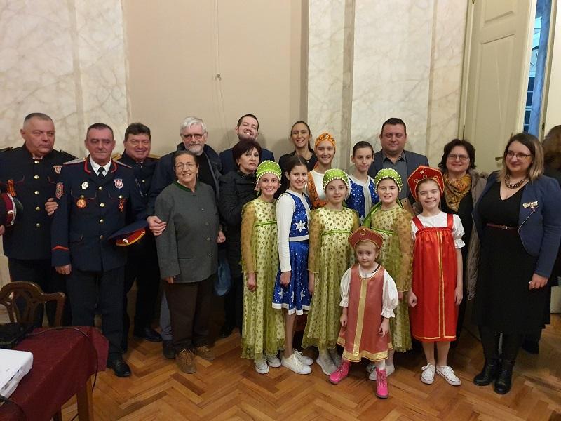 PANČEVO: ODRŽANA TRIBINA POVODOM OBELEŽAVANJA 100 GODINA RUSKE BOLNICE
