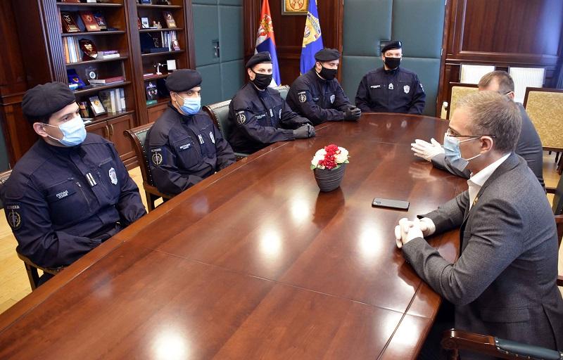 DAN POLICIJSKE BRIGADE, NOVČANA NAGRADA NAJBOLJIMA