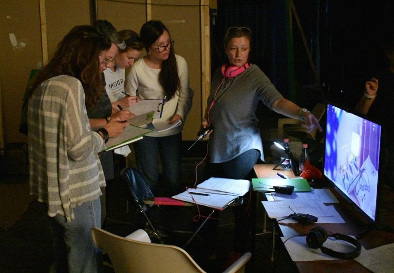 NASTAVLJENA RADIONICA ZA SEKRETARE REŽIJE FILMSKOG CENTRA SRBIJE U SARADNJI SA FDU
