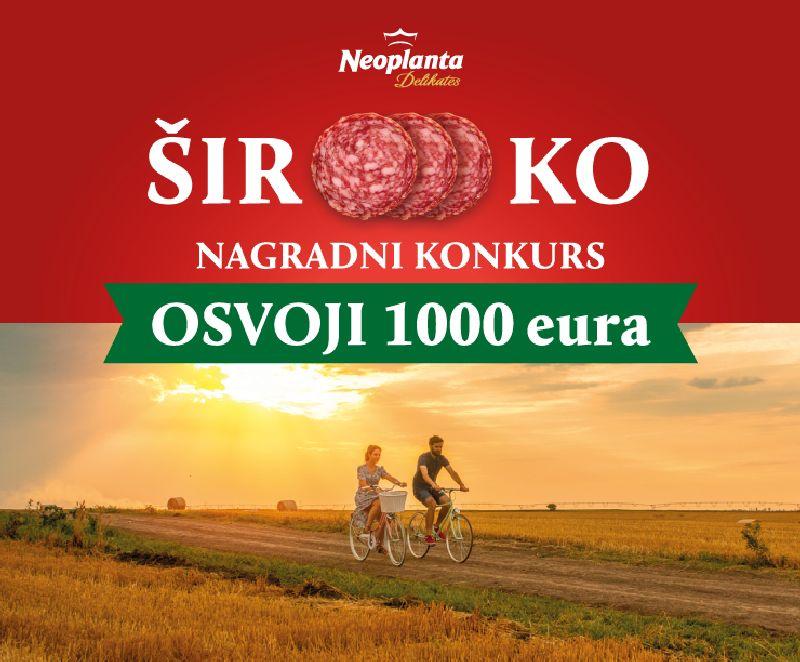 MUZIČKI KONKURS – PRVA NAGRADA 1000 EUR
